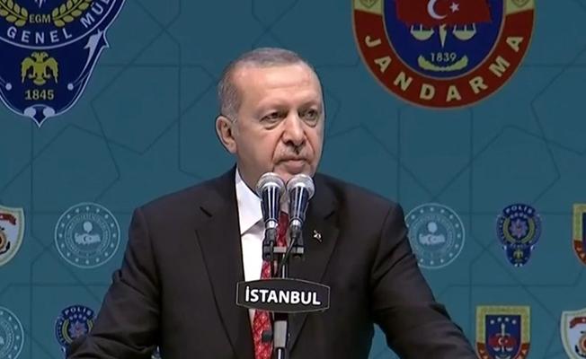 Başkan Erdoğan'dan Tuncay Özilhan'ın açıklamalarına sert cevap