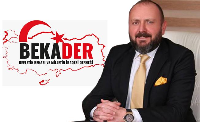 Fatih Candar Can BEKADER'in Genel Başkanı seçildi