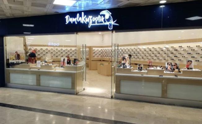 Damlak Kuz yeni şubesini ATRİUM AVM'de açtı