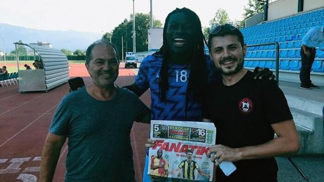 Gomis'ten Fenerbahçe'ye transferi hakkında açıklama