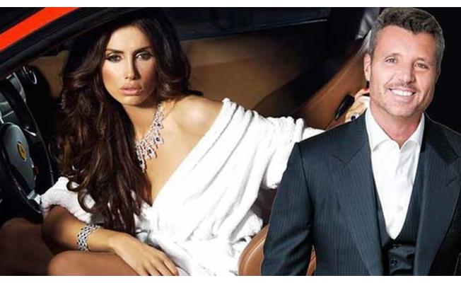 Sadettin Saran ve Emina Jahovic 5 ay sonra aşk yeniden dedi