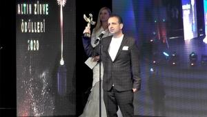 """Mustafa Kılıç; """"Yaşam Koçu ödülümü sevenlerime armağan ediyorum"""""""